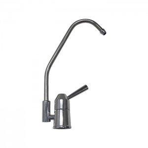 Кран для питьевой воды F-04-2BC-L (серебро)