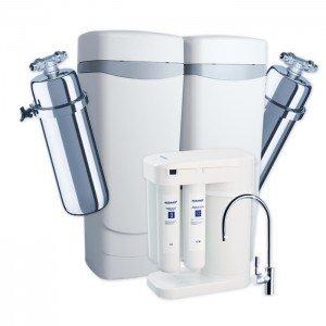 Аквафор WaterMax MXQ + Викинг 2 шт. + Морион + Соль 2 мешка